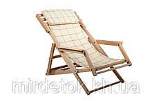 Шезлонг кресло для дачи