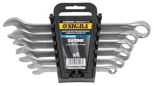 Набор рожково-накидных ключей 6 шт. 8-17 мм Sigma