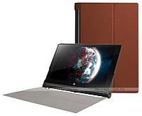 Чехол Slimline Portfolio для Lenovo Yoga Tablet 3 Pro X90 Brown + пленка