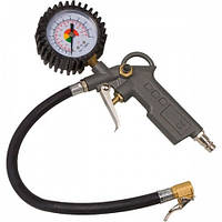 Пневмопистолет для накачивания колес (с латунной головкой), 420 мм, Miol 81-520
