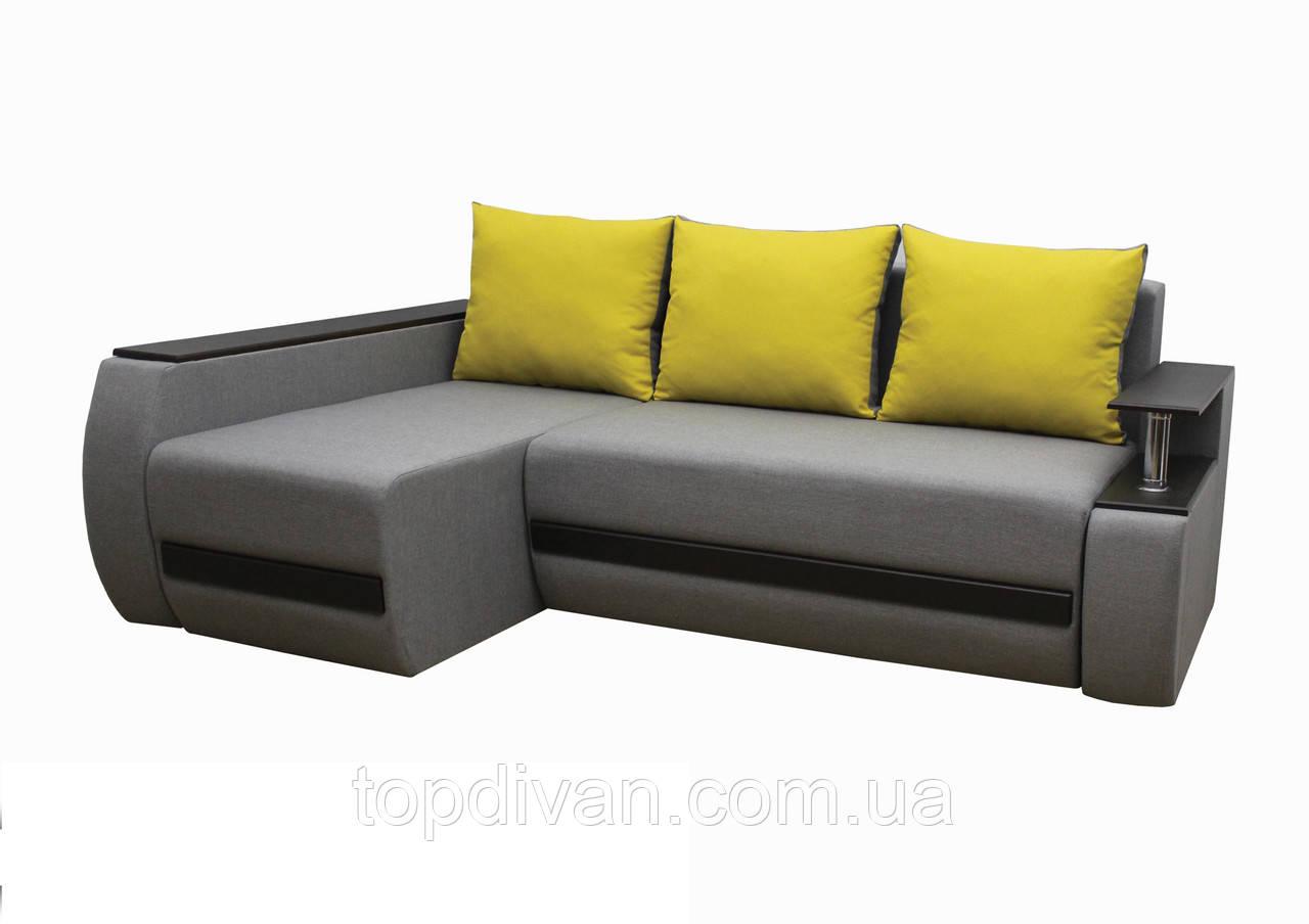 "Угловой диван ""Гаспаро"" ткань 96"