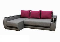 """Кутовий диван """"Гаспар"""" тканина 6, фото 1"""