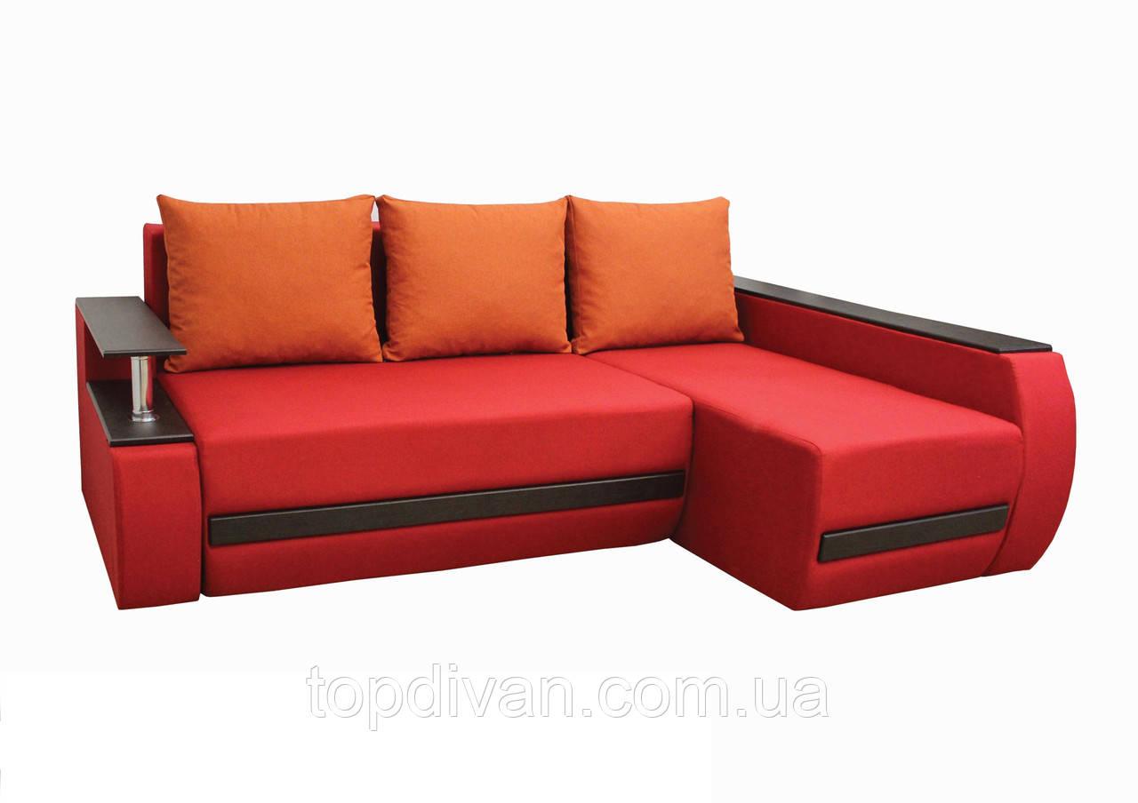 """Кутовий диван """"Гаспар"""" тканина 11"""