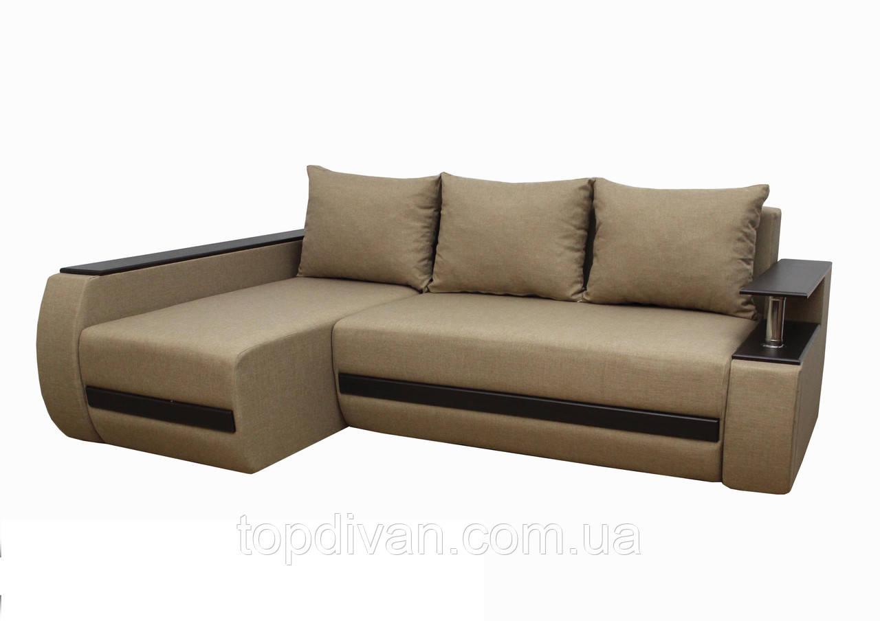 "Угловой диван ""Гаспаро"" ткань 22"