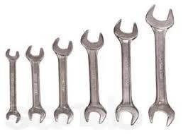 Набор рожковых ключей 6 шт. Sigma