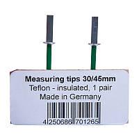 Иглы для влагомера Exotek MC-460 для зондов S-10 и S-30 - 30/45 мм (пара) с тефлоновой изоляцией, фото 1