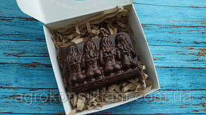"""Шоколадный набор"""" Для мужчин"""" 50 грамм в упаковке"""