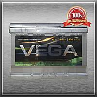Акумулятор Vega LE 6CT-60-0 60Ah/620A R+ 0 (ВЕГА) WESTA (ВЕСТА) Автомобільний АКБ Кислотний Україна ПДВ