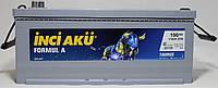 Акумулятор Inci Aku FormulA 190Ah/1100A R+ B 190 110 313 Автомобільний (Инджи Акю) АКБ Туреччина ПДВ