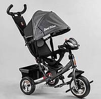 Трехколёсный детский велосипед Best Trike 6588-81-003, колеса пена