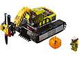 """Конструктор Bela Urban лего База дослідників вулканів"""", 860 деталей, фото 9"""