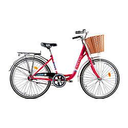 """Велосипед ARDIS Lido CTB 26"""" 16.5"""" Красный"""