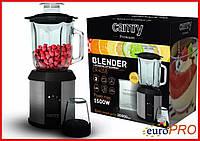 Блендер с кофемолкой Camry CR 4058 2в1 - Стекло, 1500 Вт, фото 1