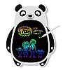 Планшет Дошка для Малювання LCD Writing Tablet White 8,5 Панда з Кольоровою Поверхнею 2 Стилуса