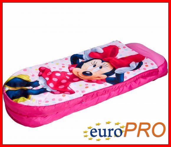 Надувна ліжко - спальний мішок ReadyBed Minnie з Німеччини
