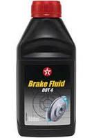 Жидкость для тормозных систем Texaco Havoline Brake Fluid DOT 4  0,5L