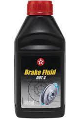 Тормозная жидкость Texaco Havoline Brake Fluid DOT 4,  0,5 л