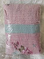 Семейное постельное белье жатка Тирасполь розовый окрас