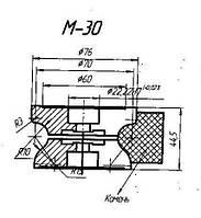 Профильный ролик тип M 30 №1