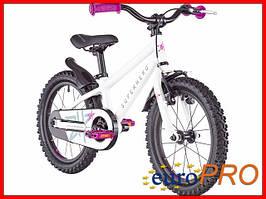 Дитячий велосипед Serious Superhero 16 Kids white з Німеччини