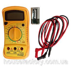 Мультиметр універсальний TRISCO R-620D