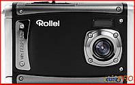 Водонепроницаемая цифровая камера Rollei Sportsline 80 - черная (8 МП) из Германии