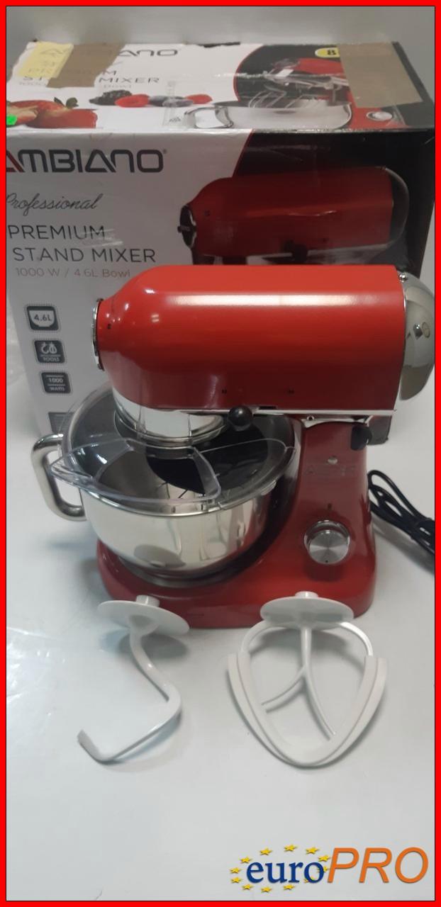 Кухонный комбайн-тестомес Ambiano MD16480 СТОК из Германии