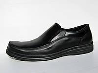 """Туфли мужские """"Массовка- резинка-1"""""""
