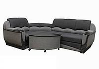 """Кутовий диван """"Марселло"""". (кут взаємозамінний) Люкс (тканина 34), фото 1"""