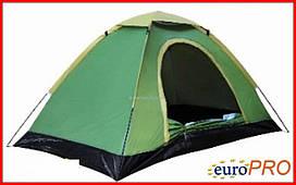 Палатка автоматическая (2*2) Tent Auto Best 2, туристическая на 4 места. з Німеччини