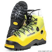 Пластиковые альпинистские ботинки Koflach Arctis expe, размер UK 9