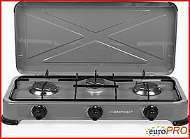 Плита газовая (таганок) CAMPART travel GA-8413 СТОК из Германии