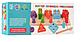 """Дерев'яна іграшка Геометрика 2 в 1 """" MD 2177, в коробці, фото 2"""