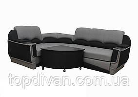 """Кутовий диван """"Марселло"""". Люкс (тканина 12)"""