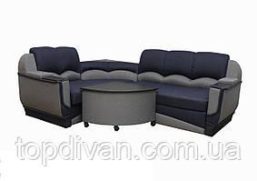 """Кутовий диван """"Марселло"""". Люкс (тканина 16)"""