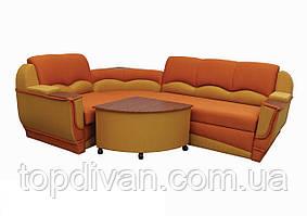 """Кутовий диван """"Марселло"""". (кут взаємозамінний) (тканина 31)"""
