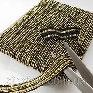 Тасьма декоративна з ланцюжками 24мм (ДТ-СА300)