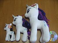 TY My little pony Rarity , 40см