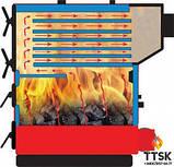 RODA RK3G-250, 291 квт стальной твердотопливный котел жаротрубный мощностью 291 квт, фото 3