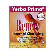 Yerba Prima, восстанавливающее внутреннее очищение для женщин
