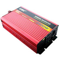Преобразователь UKC 2500W 12V авто инвертор AC/DC