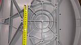 Крісло для човни ПВХ пластикове з м'якими вставками колір сірий, фото 8