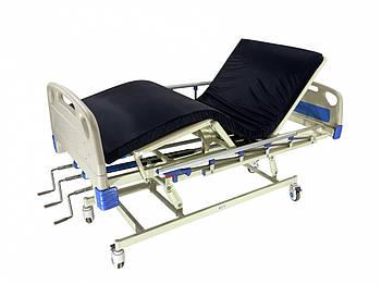 Механічне медичне багатофункціональне ліжко MED1-С04
