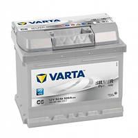 Аккумулятор Varta SILVER dynamic 52Ah 520A