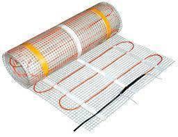 Тепла підлога, нагрівальний мат In-therm eco comfort 10 м2 чехія, фото 2