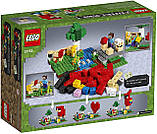 Конструктор LEGO MINECRAFT 21153 Шерстяная ферма, фото 2