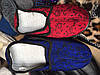 Женские тапочки оптом 36-42 красные