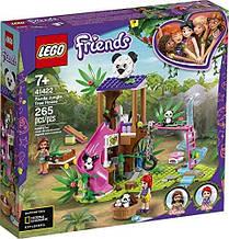Конструктор LEGO Friends 41422 Джунгли: домик для панд на дереве.