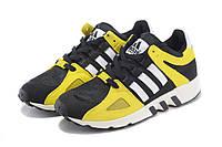 Кроссовки мужские Adidas ZX 10000 black-yellow, фото 1
