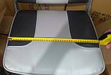 Кресло для лодок и катеров усиленное с мягкими вставками цвет серый, фото 7